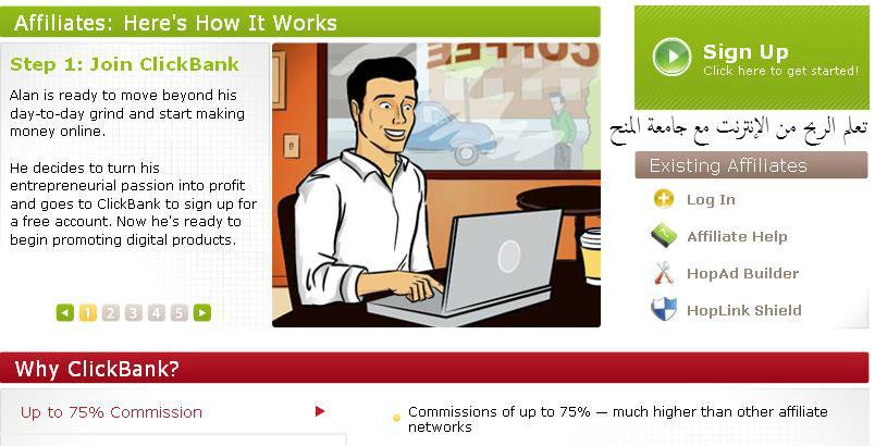 تعلم الربح من الإنترنت