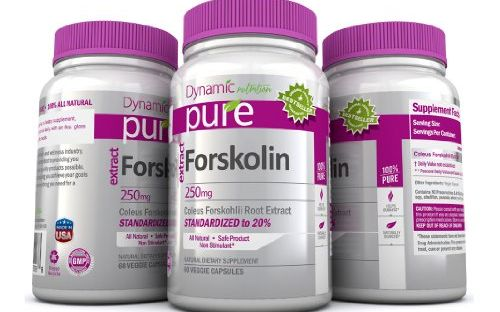 Forskolin Pure Coleus Forskohlii Root Standardized to 20% for Weight Loss