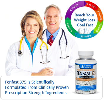 Fenfast 375 Weight loss plan