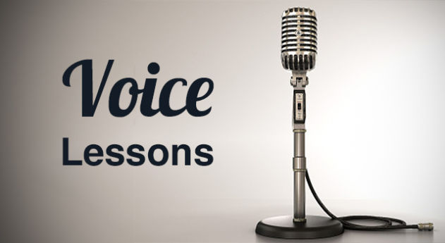 singing lesson