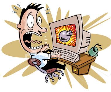 أضرار الإنترنت