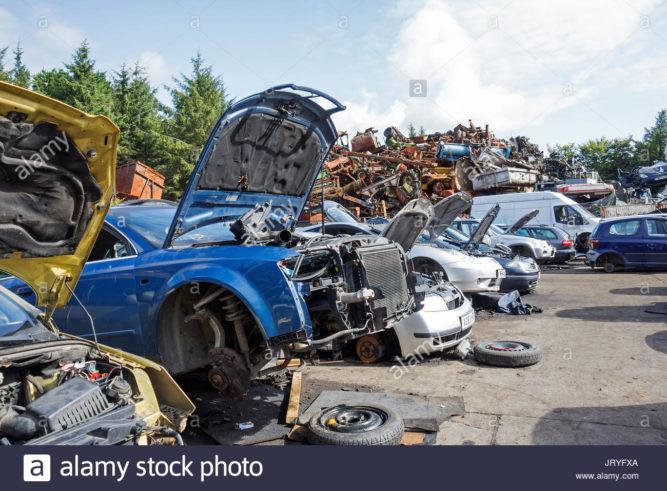 Scrap My Vehicle