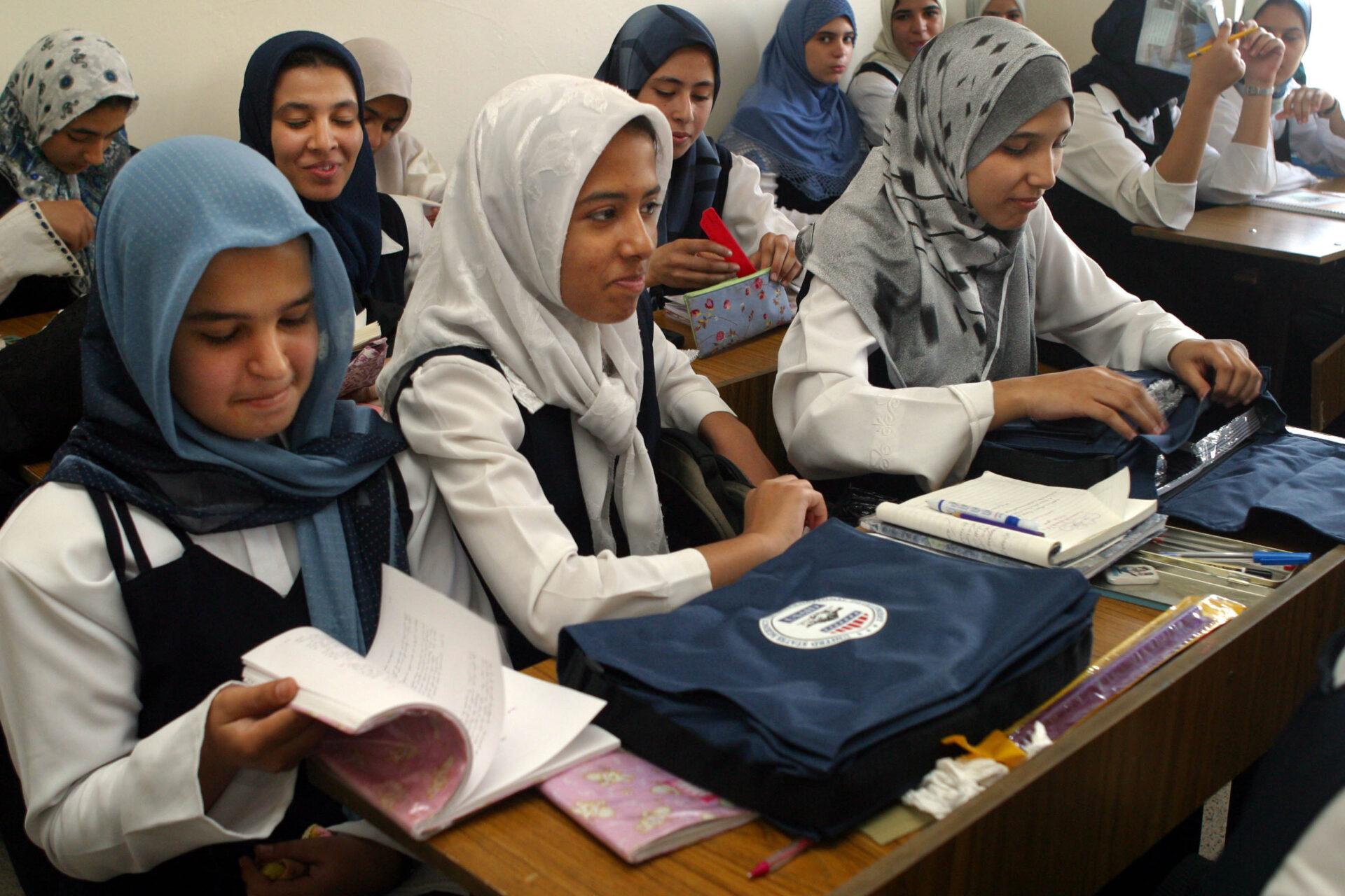 أزمة التعليم في مصر