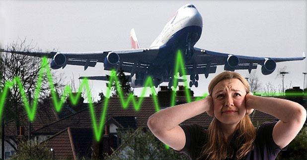 التلوث الضوضائي,الضوضائي, التلوث,الضوضاء